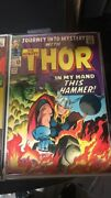 Vintage Marvel Comic Book Thor's Journey Into The Mystery 120
