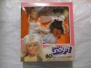 Vintage Sears Department Store Lovely Lindsey Fashion Doll Play Set
