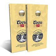 Coors Banquet Beer Cornhole Boards - The Perfect Christmas Gift