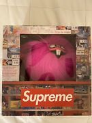 Ultra Rare 2002 Supreme X 360 Toy Group Pink Camacho Figure Collectible Art