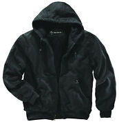 Dri Duck Cheyenne 5020 Menand039s Work Wear Jacket Quilt Lined Hoody Size 4xl New