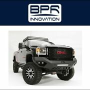 Fab Fours For 15-17 Gmc Sierra 2500/3500 Vengeance Series Bumpers