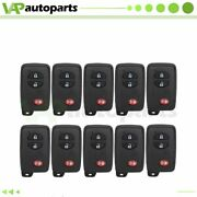 10 Keyless Entry Remote Fob 3 Button For 2008-2013 Toyota Highlander Hyq14aab