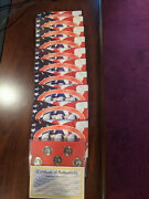 1999 To 2008 Denver Mint Uncirculated State Quarter Collection Set