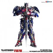 3a - Transformers The Last Knight - Optimus Prime Retail Edition Action Figure