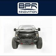 Fab Fours For 17-18 Ford F-250/350 Sd Premium Winch Front Bumpers- Fs17-a4152-1