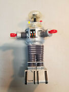 1997 Trendmasters Lost In Space B9 B-9 Talking Robot With Lights Working 10