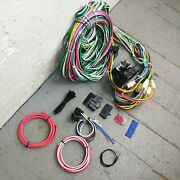 1936 - 1938 Dodge Wire Harness Upgrade Kit Fits Painless Fuse Complete Compact