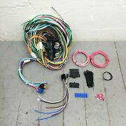1966 - 1996 Ford Bronco Wire Harness Upgrade Kit Fits Painless Circuit Terminal