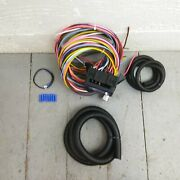 1981-93 Dodge Ram Truck 8 Circuit Wire Harness Complete Fuse Block Power Royal 5