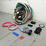 1961 - 1974 Ford Econoline Van Wire Harness Upgrade Kit Fits Painless Compact