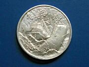 White Whale Moby Dick 2oz Silver High Relief Round Elemetal Privateer Series