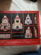 Wrebbit Puzz 3d Bavarian Clock Puzzle 404 Pieces Real Working Clock New Sealed