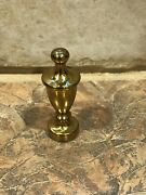 Lot Of 140 Solid Brass Cabinet Drawer Pulls