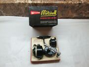 Vintage Garcia Mitchell 308 Spinning Reel In Box Near Mint New Old Stock