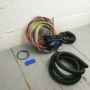 1989 Pontiac Grand Am 8 Circuit Wire Harness Fits Painless Compact Circuit Kic