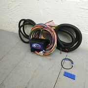 Wire Harness Fuse Block Upgrade Kit For 1964 - 1967 Chevelle A Body Hot Rod