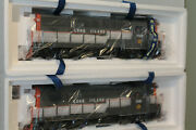Lionel 38436/38439 Long Island H16-44 Powered And Dummy Diesel