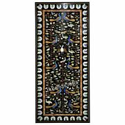 Marble Dining Table Top Elegant Conference Table From Cottage Art 24 X 60 Inches
