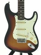 Fender Japan St62-78tx 2007 Used Texas Special Made In Japan W/soft Case