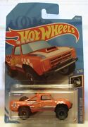 Hot Wheels 2021 P Case 1987 Dodge D100 Hw Race Team Combined Shipping