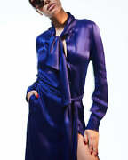 Tom Ford Shirt Dress- Brand New With Tags- Rrp3900 Aud