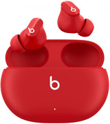 New Beats Studio Buds Andndash True Wireless Noise Cancelling Earbuds Andndash Red