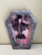 Monster High Adult Collector Limited Edition Draculaura Doll New In Box