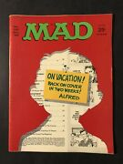 Mad Magazine October 1969 No. 130 Alfred E Neuman On Vacation Vg