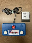 Track And Field With Controllerfor Atari 400 800 600xl 800xl 1200xl Testedkonami