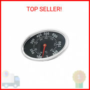 Dozyant Stainless Steel Lid Thermometer Gas Grill Temperature Gauge Heat Ind Andhellip