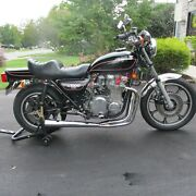 1978 Kawasaki Kz1000 Ltd 1978 Kz1000 Ltd Motorcycle - A True Classic And Rare Find In This Condition.