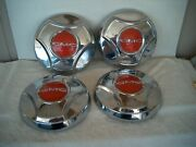Vintage 1960's Gmc Rims - Count Of 4