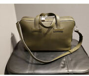Tom Ford T Line Grain Leather Bag -bnwt- Rrp2700 Aud