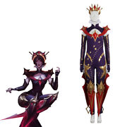League Of Legends Lol Camille Ferros The Steel Shadow New Skin Cosplay Costume
