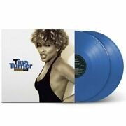 Tina Turner Simply The Best Exclusive Limited Edition Blue Color Barnes And Noble