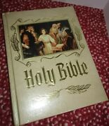 Holy Bible Catholic Heirloom Edition New American Bible Large 12 X 8 3/4