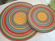 Vintage Springbok Whirling Discs Circular Jigsaw Puzzle By Tadasky 500+ Pieces