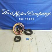 1966 - 1996 Ford Bronco Ultra Pro Wire Harness System 12 Fuse In Package New