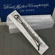 1962 - 1974 Mopar B And E Body And Early Ford Polished Stainless Steering Column