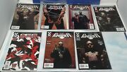 The Punisher Max Comics - Lot Of 7 Comics Including 2,3,4,5,17,19 And 20