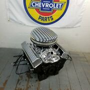 Sb Chevy 14 Air Cleaner Tall Valve Covers Engine Dress Up Kit L48 283 350 58-79