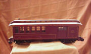 Bachmann Train === Atchison Topeka And Sante Fe Us Mail Car 24 G Scale