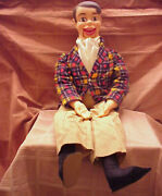 Jimmy Nelson's Danny O'day Ventriloquist Dummy Doll - Measures Approx 30