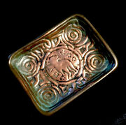 Antique Studios New York 976 Zodiac Calling Card Tray/ Paperweight