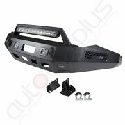 New - Complete Front Bumper Assembly For Dodge Ram 1500 2013 2014 2015-2018