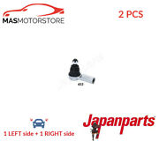 Track Rod End Rack End Pair Front Japanparts Ti-433 2pcs A New Oe Replacement