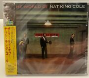 The World Of Nat King Cole Japan Japanese Cd