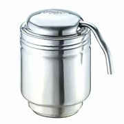 Esbit Stainless Steel Coffee Maker For With Solid Fuel Tablets E-cmss Japan New