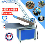 220v 6600w 31in X 39in Large Textile T-shirts Thermo Transfer Heat Press Machine